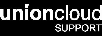 UnionCloud Support